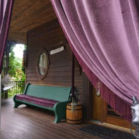 Winter Wisconsin cabin rentals with hot tubs and large cabins for rent in Wisconsin for winter getaways
