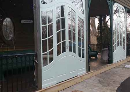 old vintage french doors for sale