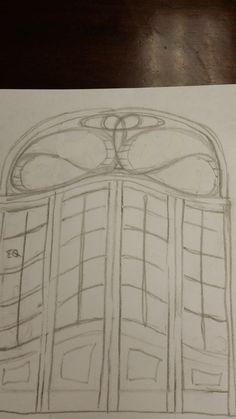 custom french door design