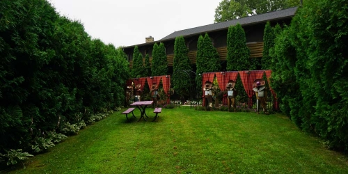 Green Lake Wisconsin resorts and cabins for rent